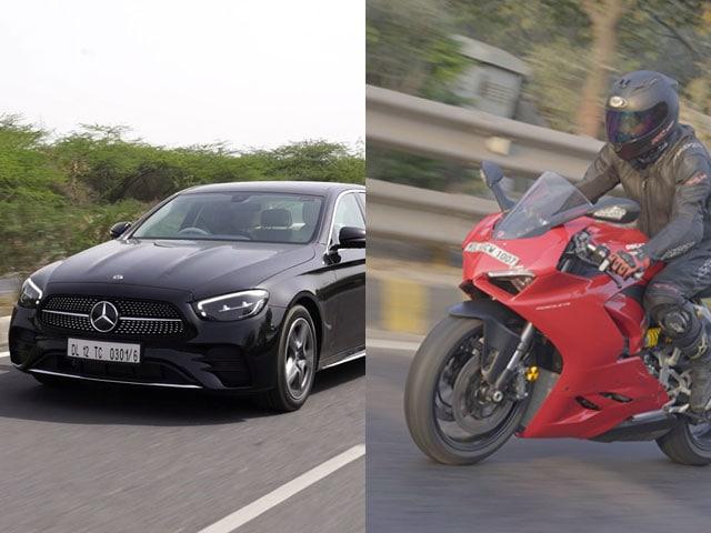 Video : Raftaar Rebooted Episode 43 | Ducati Panigale V2 | Mercedes E-class facelift