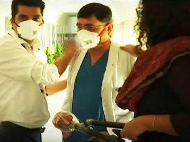 Video : Inside An ICU, Doctors Share Trauma Of Loss Amid Covid