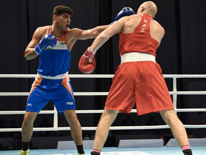 Asian Boxing Championships: Sanjeet Wins Gold; Amit Panghal, Shiva Thapa Endure Close Defeats