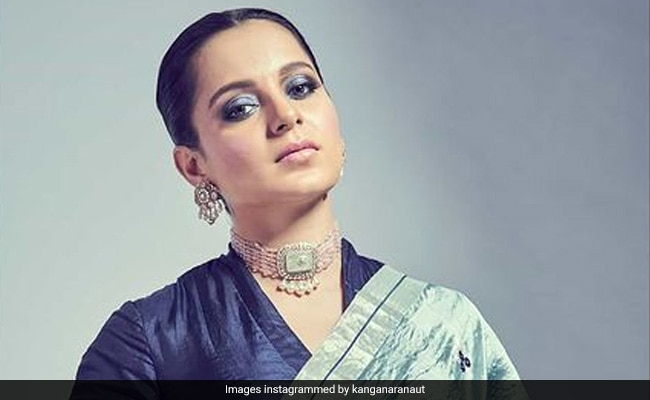 Attempt To 'Enslave Brown Person': Kangana Ranaut On Twitter Ban