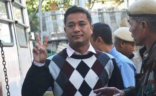 2 Arrested In Manipur For Social Media Posts On BJP Leader's Death