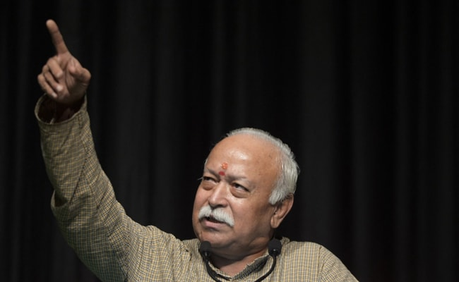 Top RSS Leaders On 3-Day Meet To Discuss Covid, Violence In Bengal