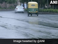 Delhi Gets Light Rain, Thunderstorm Predicted Later In The Day: IMD