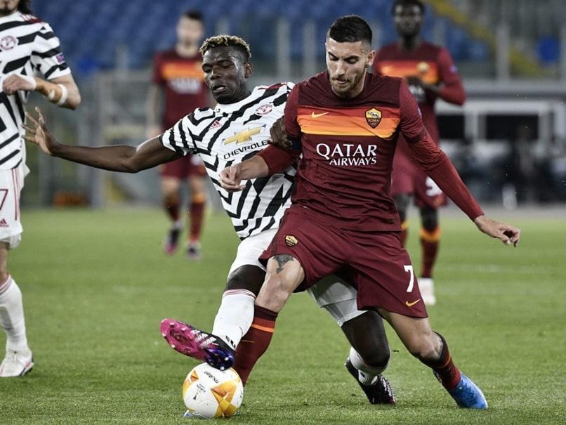 Europa League: Manchester United Into Final Despite Defeat In Rome