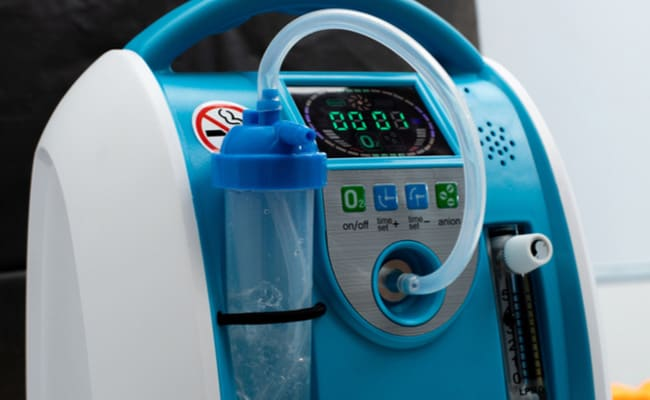 Delhi Man Arrested For Selling Oxygen Concentrators Meant For The Needy