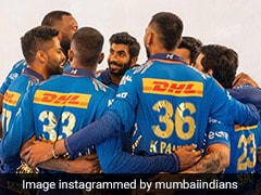 """""""We Are All Waiting For This Reunion"""": Mumbai Indians' Tweet About IPL 2021 As """"Friends Reunion"""" Trends On Social Media"""