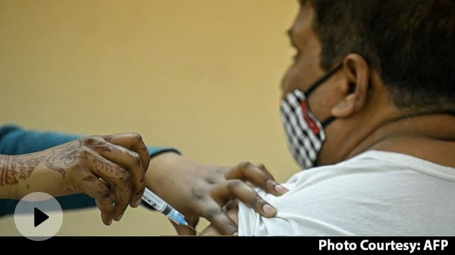 Video | 1.32 Lakh New Covid Cases In India, 3,207 Deaths; 2.83 Crore Total Cases