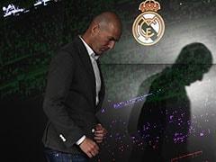 "Zinedine Zidane Says Quit Real Madrid Because Of Club's Lack Of ""Faith"""