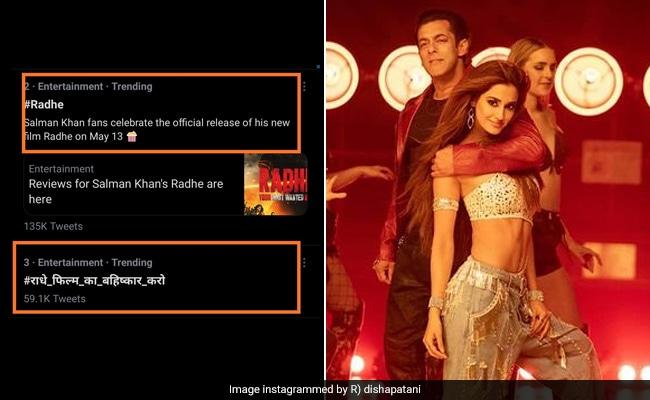 Social Media Users Reaction On Salman Khan Latest Release Radhe