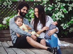 Cuteness Alert: Mira Kapoor's Mother's Day Celebration Included Cake And Handmade Card By Kids