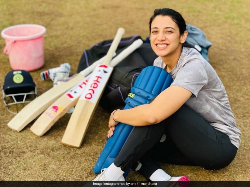"""Smriti Mandhana Revisits Her """"Morning Rituals"""" In This Throwback Video. Watch"""