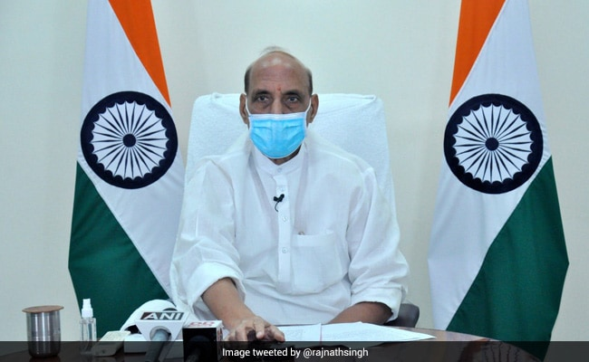 10,000 Sachets Of DRDO's Covid Drug To Hit Market Today, Says Rajnath Singh