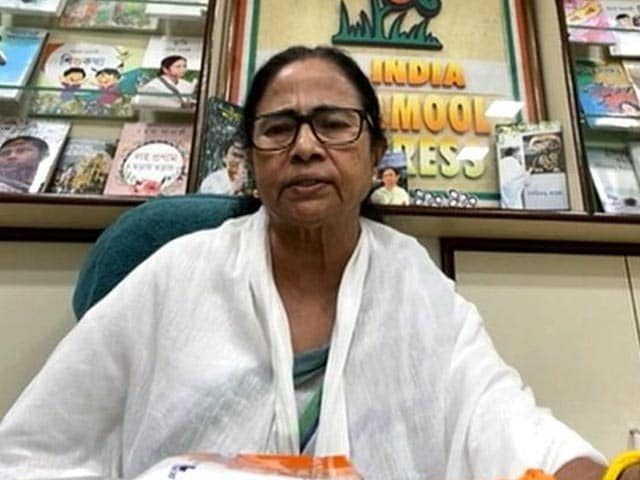 Video : Mamata Banerjee For PM? What She Said To NDTV
