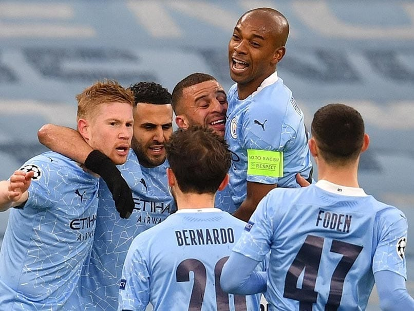 Champions League: Riyad Mahrez Double Takes Manchester City Into First Final