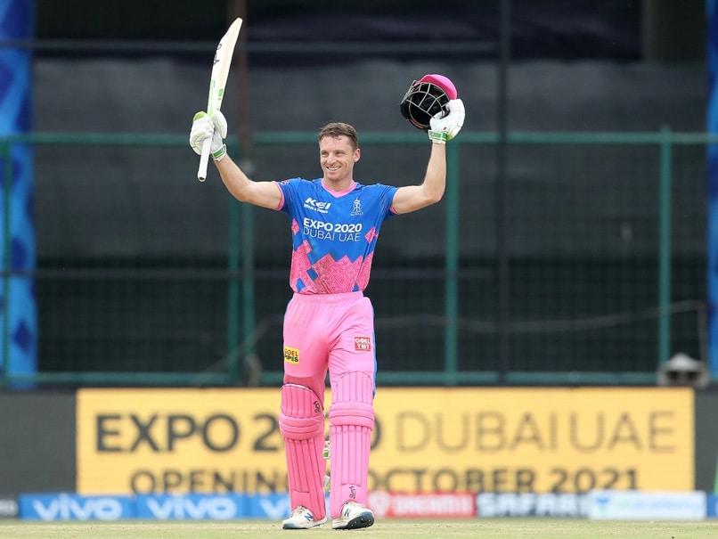 RR vs SRH, IPL 2021: Jos Buttler's Maiden T20 Century Helps Rajasthan Royals Outclass SunRisers Hyderabad By 55 Runs