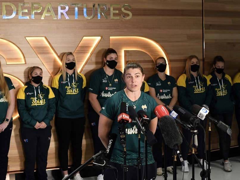 Tokyo Olympics: Australian Softball Team to be first foreign competitors to arrive in Japan |  Other Sports News