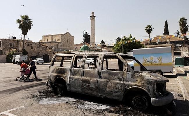 Israeli President Warns Of Civil War As Jews, Arabs Clash Over Gaza