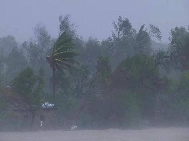 Video : Cyclone Yaas Hits North Odisha