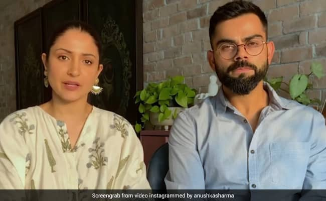 Kohli-Anushka Happy with the success of the COVID-19 campaign to raise funds for relief, says we have crossed the halfway