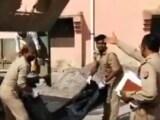 Video : On Camera, Uttar Pradesh Cops Caught Dumping Man's Body Into Garbage Van