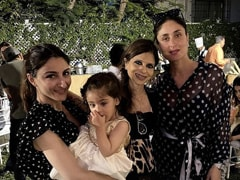 Kareena Kapoor Twins With Soha in Saba Ali Khan's Throwback Pic