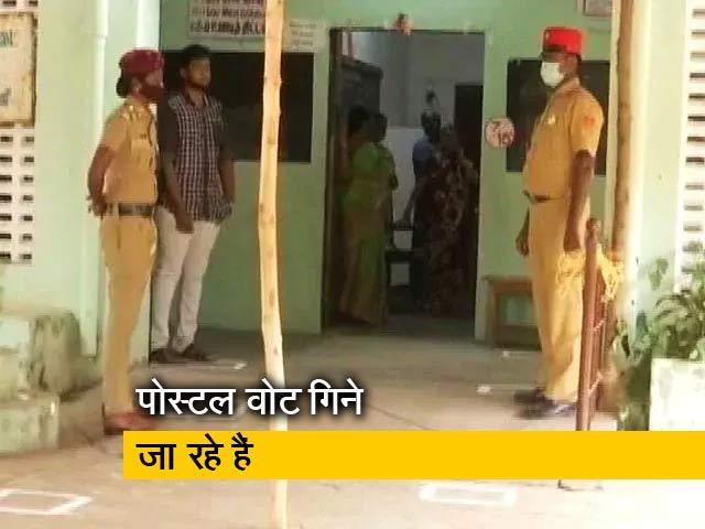 Video : असम, केरल, पुड्डुचेरी, तमिलनाडु और पश्चिम बंगाल विधानसभा चुनाव की मतगणना शुरू