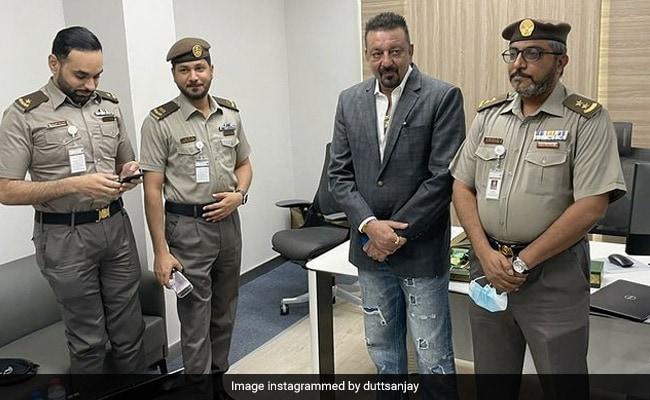 The Internet Loves Trishala's Comment On Dad Sanjay Dutt's UAE Post