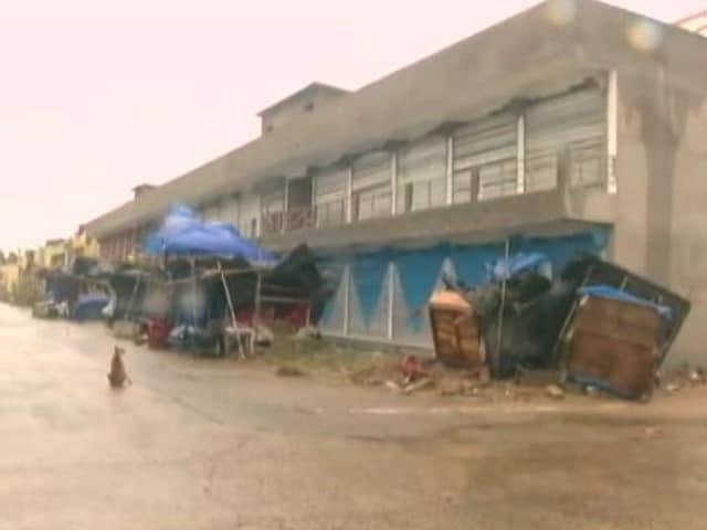 Video : Cyclone Yaas Weakens, 3 Lakh Houses Damaged In Bengal