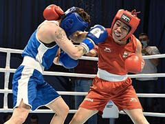 Asian Boxing Championships: Mary Kom Bags Silver Medal After Losing To Nazym Kyzaibay In Final