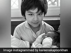 """""""Hope Is Keeping The World Alive"""": Kareena Kapoor's Mother's Day Post"""