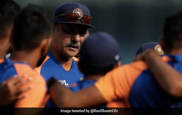 """Rules Changed Midway But..."": Shastri On India Retaining No.1 Test Rank"