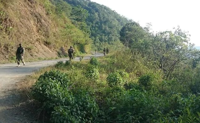 Jawan Killed, 2 Others Injured In Encounter With Terrorists In Arunachal