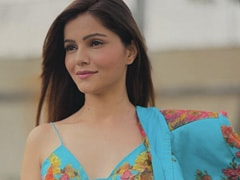 """Rubina Dilaik Tests Positive For COVID-19: """"Will Be Eligible For Donating Plasma After A Month"""""""