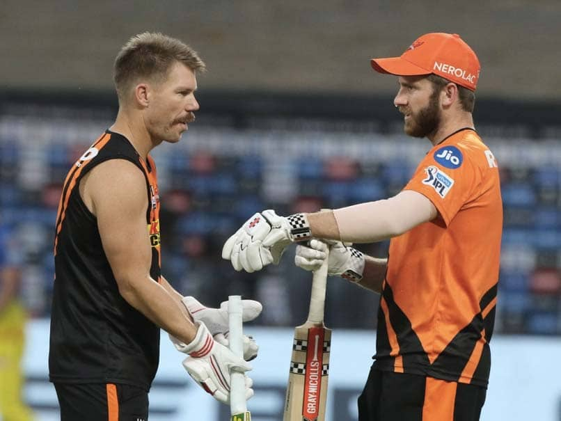 IPL 2021, RR vs SRH: David Warner A World Class Player, There Are Number Of Conversations To Be Had, Says Kane Williamson