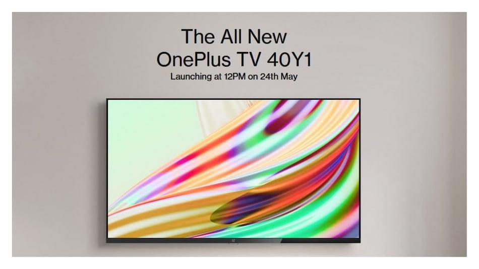 OnePlus TV 40Y1 आज दोपहर 12 बजे होगा Flipkart पर लॉन्च, इन खूबियों से होगा लैस