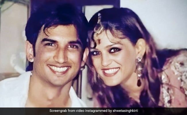 Sushant Singh Rajput's sister will go on exile for a month, said- Bhai came to be a year ...