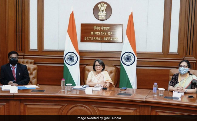 India-New Zealand Talks Focus On Defence, Climate Change, Vaccines
