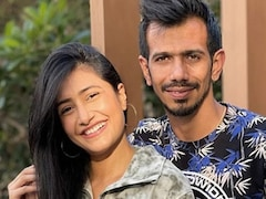"Watch: Yuzvendra Chahal And Dhanashree Verma's ""Footwork Couple"" Dance"