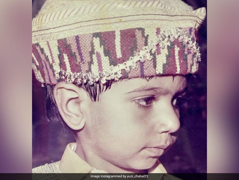 "Yuzvendra Chahal Shares ""Childhood Memories"" On Instagram. See Pics"