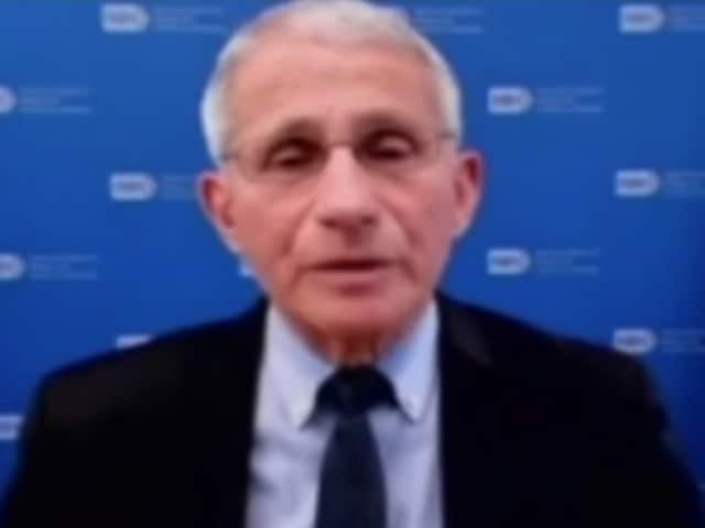 """Video : """"Wouldn't Refer To It As Cover-Up"""": Dr Fauci On Covishield Dose Gap"""
