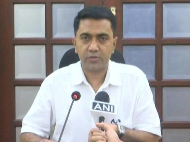 Video : 2 Dead Due To Winds Triggered By Cyclone In Goa: Pramod Sawant
