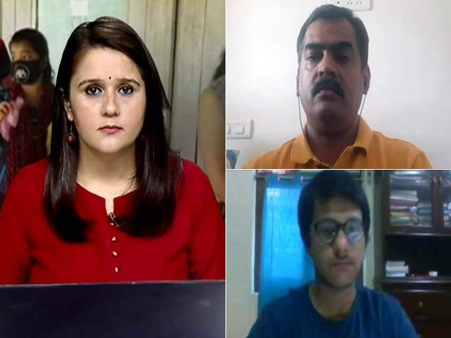 Video : Ministers In Huddle Over Class 12 Exams Decision
