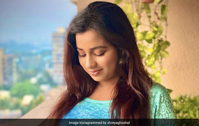 Shreya Ghoshal's Welcome Cake For Her Baby Boy Is Too Adorable