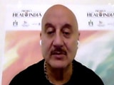 "Video : ""Somewhere They Have Slipped"": Anupam Kher's Stunning Criticism Of Centre"