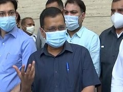 'Lagged Behind By 6 Months': Arvind Kejriwal On India's Vaccine Plan