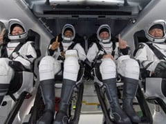 """Felt Really Heavy"":  Astronauts Describe Returning To Earth On SpaceX Capsule"