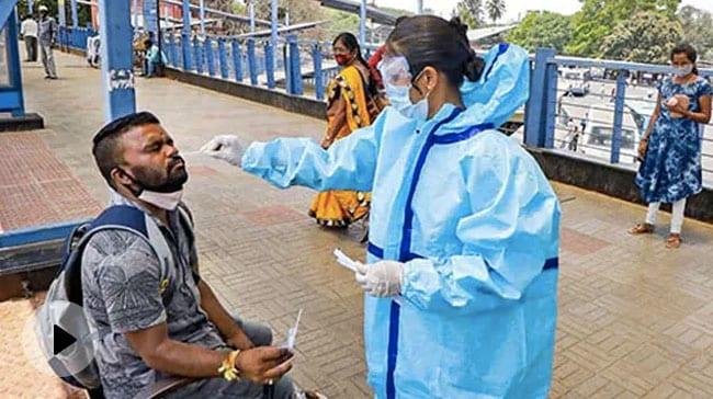 मध्य प्रदेश में मंद पड़ी कोरोना की रफ्तार, पॉजिटिविटी रेट घटकर 3.39 प्रतिशत हुआ