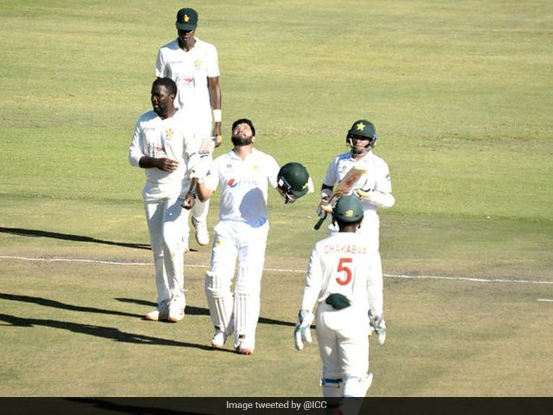 2nd Test, Day 1: Abid Ali And Azhar Centuries Put Pakistan In Strong Position vs Zimbabwe