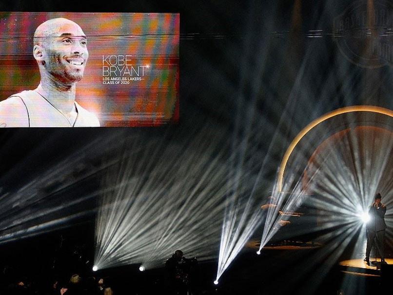 NBA: Kobe Bryant Inducted Posthumously Into Basketball Hall Of Fame