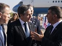 "Aid For Rebuilding Gaza Should Not ""Benefit"" Hamas, Warns Top US Diplomat"